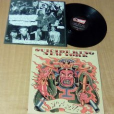 Discos de vinilo: SUICIDE KING - NEW YORK (LP 2001, MUNSTER MR 211) NUEVO. Lote 104977391