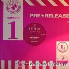 Discos de vinilo: S´EXPRESS (ORIGINAL SOUNDTRACK MEGAMIX) MAXI-SINGLE UK 1989 ACID HOUSE. Lote 104982743