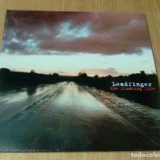 Discos de vinilo: LEADFINGER - THE FLOATING LIFE (LP BANG! LP24, LIMITED ED. /500, CARPETA DOBLE) PRECINTADO. Lote 105018383