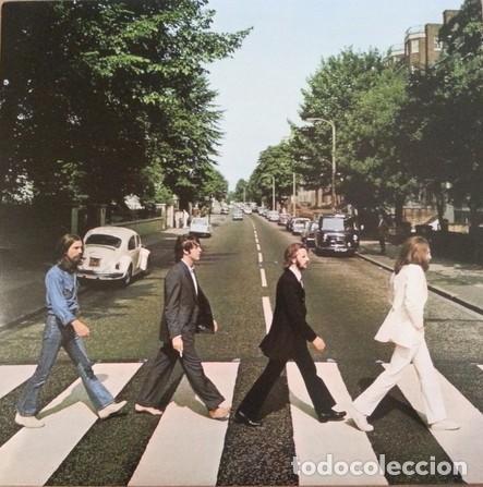 THE BEATLES - ABBEY ROAD - LP DE IMPORTACIÓN. PRECINTADO (Música - Discos - LP Vinilo - Pop - Rock Extranjero de los 50 y 60)