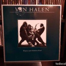 Discos de vinilo: VAN HALEN - WOMAN AND CHILDREN FIRST. Lote 105024015