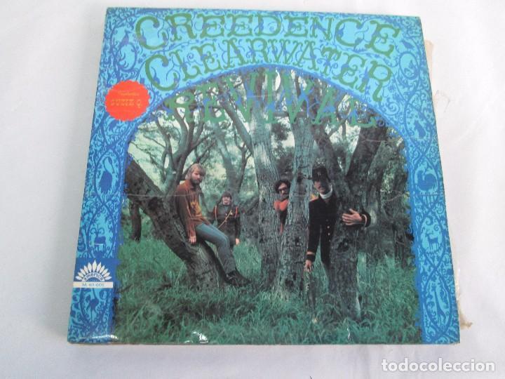 Discos de vinilo: 6 LP VINILO. GREENDENCE CLEARWATER REVIVAL. PRNADULUM. COSMO´S FACTORY...VER FOTOS - Foto 2 - 105025643