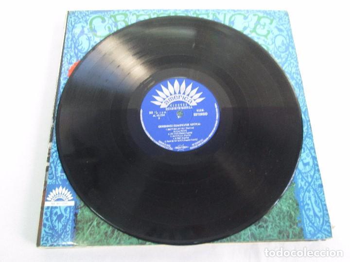 Discos de vinilo: 6 LP VINILO. GREENDENCE CLEARWATER REVIVAL. PRNADULUM. COSMO´S FACTORY...VER FOTOS - Foto 3 - 105025643