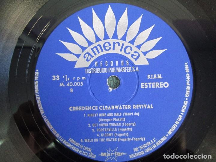 Discos de vinilo: 6 LP VINILO. GREENDENCE CLEARWATER REVIVAL. PRNADULUM. COSMO´S FACTORY...VER FOTOS - Foto 4 - 105025643
