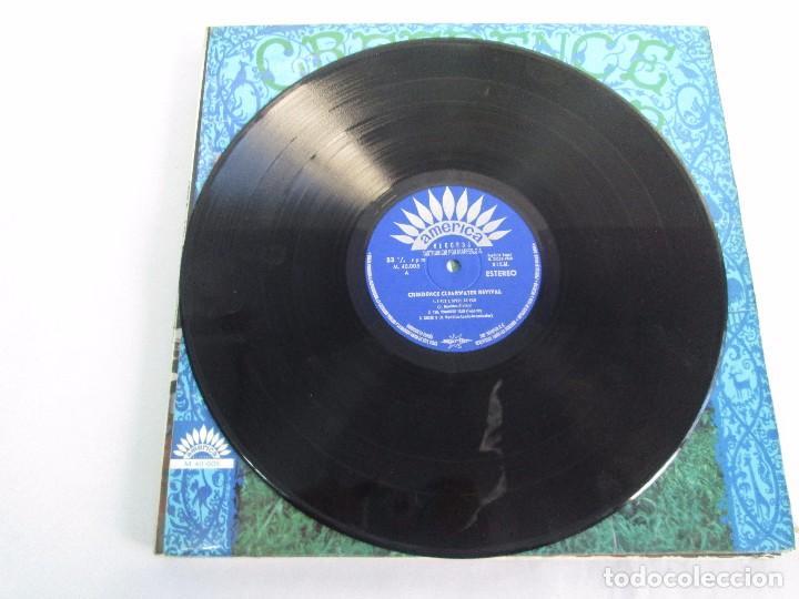 Discos de vinilo: 6 LP VINILO. GREENDENCE CLEARWATER REVIVAL. PRNADULUM. COSMO´S FACTORY...VER FOTOS - Foto 5 - 105025643