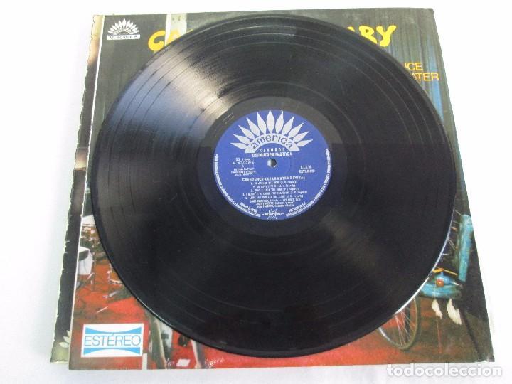 Discos de vinilo: 6 LP VINILO. GREENDENCE CLEARWATER REVIVAL. PRNADULUM. COSMO´S FACTORY...VER FOTOS - Foto 9 - 105025643