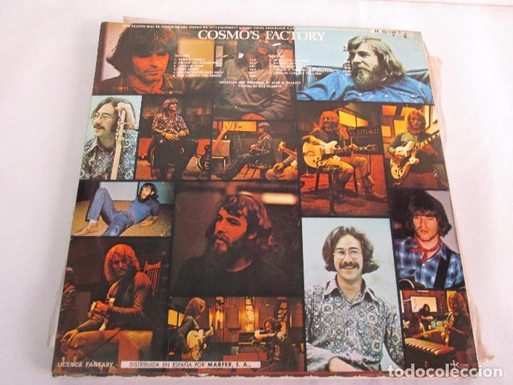 Discos de vinilo: 6 LP VINILO. GREENDENCE CLEARWATER REVIVAL. PRNADULUM. COSMO´S FACTORY...VER FOTOS - Foto 13 - 105025643