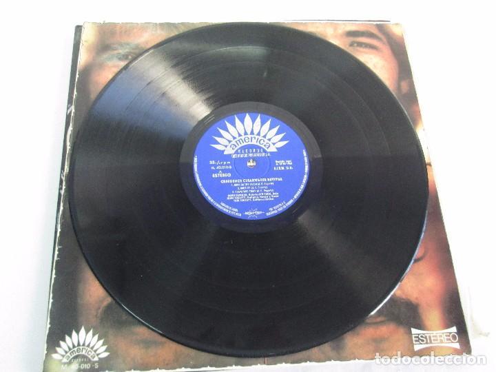 Discos de vinilo: 6 LP VINILO. GREENDENCE CLEARWATER REVIVAL. PRNADULUM. COSMO´S FACTORY...VER FOTOS - Foto 15 - 105025643