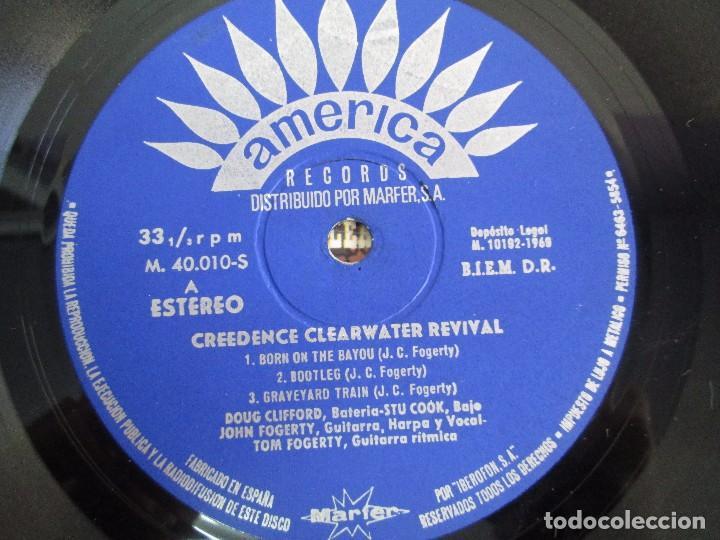 Discos de vinilo: 6 LP VINILO. GREENDENCE CLEARWATER REVIVAL. PRNADULUM. COSMO´S FACTORY...VER FOTOS - Foto 16 - 105025643