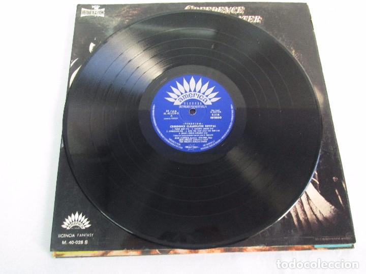 Discos de vinilo: 6 LP VINILO. GREENDENCE CLEARWATER REVIVAL. PRNADULUM. COSMO´S FACTORY...VER FOTOS - Foto 21 - 105025643
