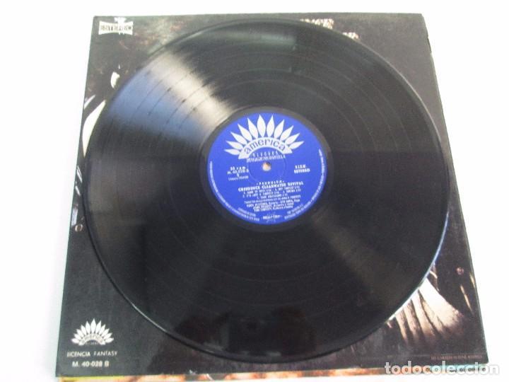 Discos de vinilo: 6 LP VINILO. GREENDENCE CLEARWATER REVIVAL. PRNADULUM. COSMO´S FACTORY...VER FOTOS - Foto 23 - 105025643