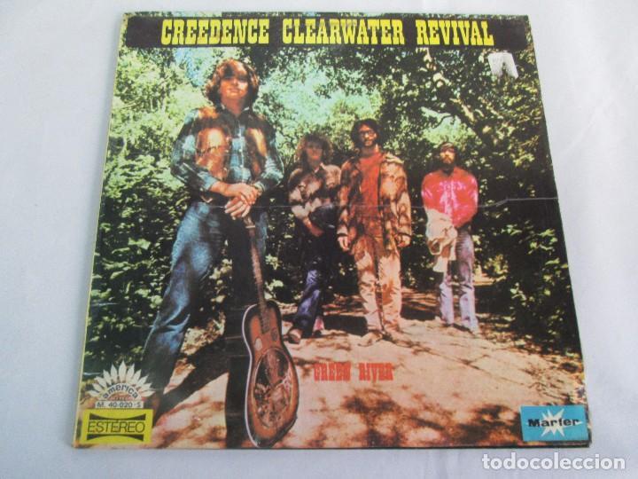 Discos de vinilo: 6 LP VINILO. GREENDENCE CLEARWATER REVIVAL. PRNADULUM. COSMO´S FACTORY...VER FOTOS - Foto 26 - 105025643