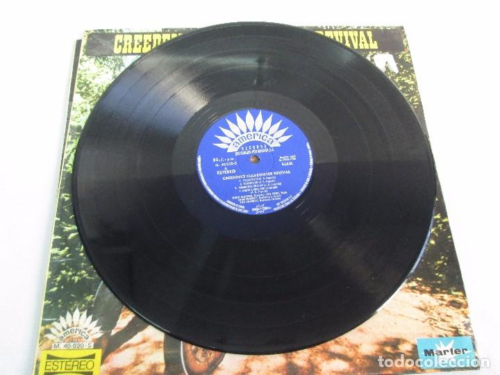 Discos de vinilo: 6 LP VINILO. GREENDENCE CLEARWATER REVIVAL. PRNADULUM. COSMO´S FACTORY...VER FOTOS - Foto 27 - 105025643