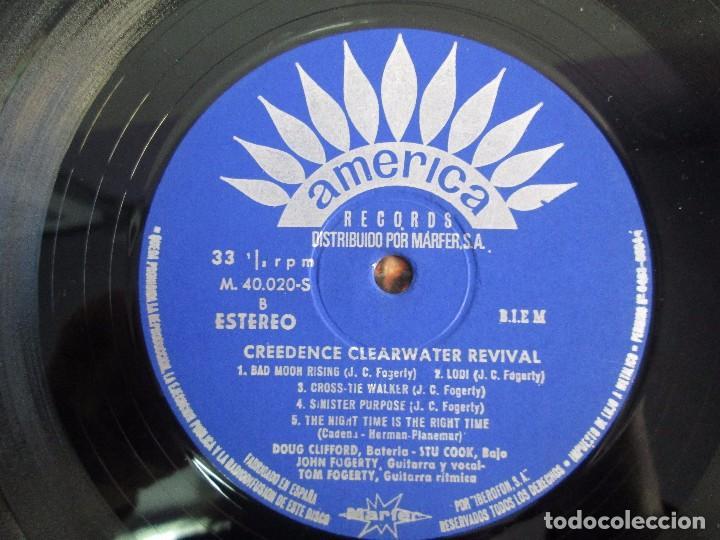 Discos de vinilo: 6 LP VINILO. GREENDENCE CLEARWATER REVIVAL. PRNADULUM. COSMO´S FACTORY...VER FOTOS - Foto 30 - 105025643