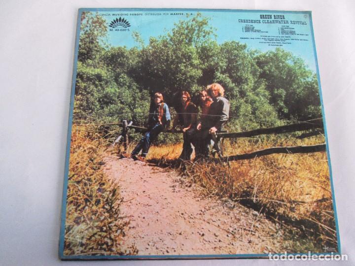 Discos de vinilo: 6 LP VINILO. GREENDENCE CLEARWATER REVIVAL. PRNADULUM. COSMO´S FACTORY...VER FOTOS - Foto 31 - 105025643
