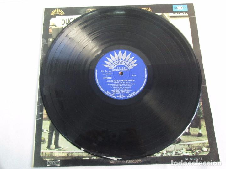 Discos de vinilo: 6 LP VINILO. GREENDENCE CLEARWATER REVIVAL. PRNADULUM. COSMO´S FACTORY...VER FOTOS - Foto 33 - 105025643