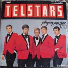 Discos de vinilo: LP - TELSTARS - PLAYING POP-JAZZ (SWEDEN, NASHVILLE RECORDS SIN FECHA). Lote 105032995