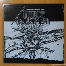 Vinyl records - ATTITUDE ADJUSTMENT - DEAD SERIOUS DEMO 1985 - LP - 105034483