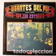 Discos de vinilo: THE BEATLES WITH TONY SHERIDAN GIGANTES DEL POP VOL.10 LP 1981 POLYDOR 24 86 222 ESPAÑA SPAIN. Lote 105069239