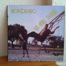 Discos de vinilo: LEON COLDERO .- IN FULL SWING.. Lote 105098611