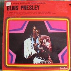 Discos de vinilo: LP - ELVIS PRESLEY - CANTA EXITOS DE SUS PELICULAS (SPAIN, RCA 1974). Lote 105101351