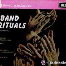 Discos de vinilo: TED HEATH AND HIS MUSIC – BIG BAND SPIRITUALS - LP, ALBUM PHASE 4 STEREO SPAIN 1964. Lote 105103383
