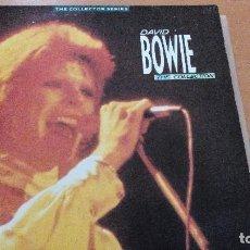 Discos de vinilo: DAVID BOWIE THE COLLECTION 2XLPS GATEFOLD THE COLLECTOR SERIES. Lote 105121771