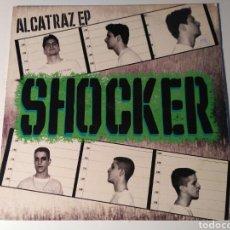 Discos de vinilo: SHOCKER - ALCATRAZ E.P.. Lote 105130404