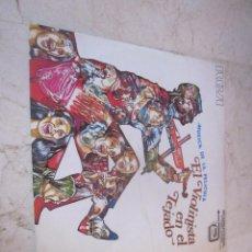 Discos de vinilo: MUSICA DE LA PELICULA EL VIOLINISTA EN EL TEJADO - RCA 1972. Lote 105135903