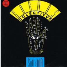 Discos de vinilo: KARMAS COLECTIVOS - SHU ENA / ESPERARE - MAXISINGLE 1986. Lote 105143131