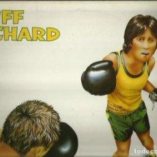 Discos de vinilo: CLIFF RICHARD. LP. PORTADA DOBLE. SELLO EMI RECORDS. EDITADO EN ESPAÑA. AÑO 1980. Lote 105166515