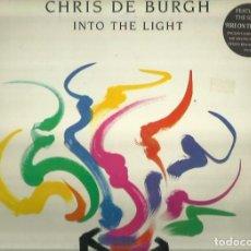 Discos de vinilo: CHRIS DE BURGH. LP. SELLO A & M RECORDS. EDITADO EN ESPAÑA. AÑO 1986. Lote 105167375