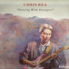 Discos de vinilo: CHRIS REA. LP. SELLO MAGNET. EDITADO EN ESPAÑA. AÑO 1987. Lote 105167687