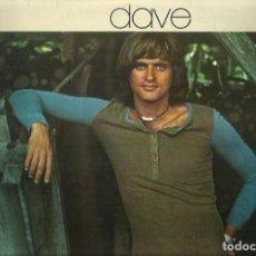 Discos de vinilo: DAVE. LP. SELLO CBS. EDITADO EN ESPAÑA. AÑO 1975. Lote 105167807