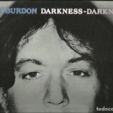 Discos de vinilo: ERIC BURDON. LP. SELLO POLYDOR. EDITADO EN ESPAÑA. AÑO 1989. Lote 105168151