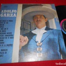 Discos de vinilo: ADOLFO GARZA LP CAPITOL RECORDS VENEZUELA . Lote 105169559