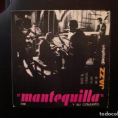 Discos de vinilo: MANTEQUILLA Y SU CONJUNTO- EP COMO NUEVO. Lote 105178251