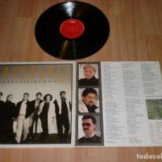 Discos de vinilo: MOCEDADES - SOBREVIVIREMOS. Lote 105181083