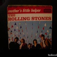 Dischi in vinile: THE ROLLING STONES- MOTHER´S LITTLE HELPER. EP FRANCES. Lote 105182555