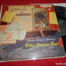Discos de vinilo: ALBERTO BELTRAN EVOCACION LP VENEVOX VENEZUELA. Lote 105184427