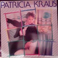 Discos de vinilo: PATRICIA KRAUS - LP NO ESTAS SOLO - EUROVISIÓN 1987 - SPAIN - ESPAÑA . Lote 105216875