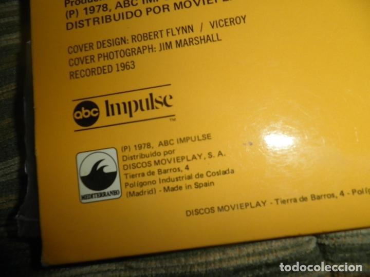 Discos de vinilo: PAUL GONSALVES - TELL IT THE WAY IT IS! LP - EDICION ESPAÑOLA - ABC IMPULSE 1978 - GATEFOLD COVER - Foto 3 - 105233835