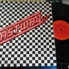 Discos de vinilo: FASTWAY LP U.S.A. 1985. Lote 105242684