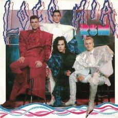 Discos de vinilo: LOCO MIA - RUMBA SAMBA MAMBO (SINGLE ESPAÑOL, HISPAVOX 1990). Lote 105242703