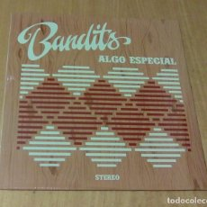 Discos de vinilo: BANDITS - ALGO ESPECIAL (LP LIQUIDATOR / JAMAICAN MEMORIES 888174387161) PRECINTADO. Lote 177868802