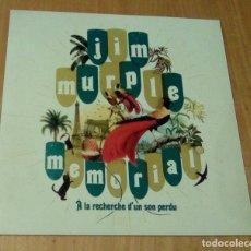 Discos de vinilo: JIM MURPLE MEMORIAL - À LA RECHERCHE D'UN SON PERDU (LP 2011, LIQUIDATOR MUSIC LQ049) PRECINTADO. Lote 105246055