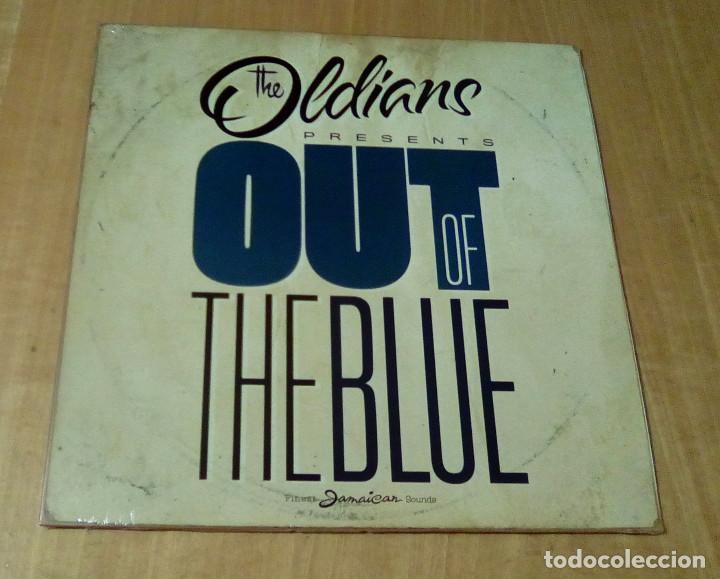 THE OLDIANS - THE OLDIANS PRESENTS OUT OF THE BLUES (2LP 2015, LIQUIDATOR MUSIC LQ087) PRECINTADO (Música - Discos - LP Vinilo - Reggae - Ska)