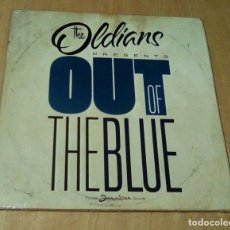 Discos de vinilo: THE OLDIANS - THE OLDIANS PRESENTS OUT OF THE BLUES (2LP 2015, LIQUIDATOR MUSIC LQ087) PRECINTADO. Lote 105247283