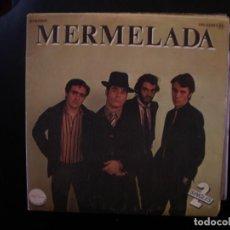 Discos de vinilo: MERMELADA- COGE EL TREN DOBLE SINGLE. Lote 105256771