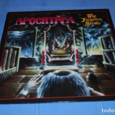Discos de vinilo: APOCRYPHA THE FORGOTTEN SCROLL. Lote 105257019